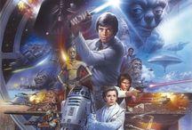 Star Wars / by Andy Jensen