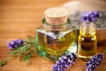 Aromatherapy & Flower Essences  / by Jennifer & Rick Tan