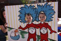 Dr Seuss / by Kelly Harmeson