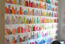 all things quilty and crafty / by Jamie Hanley