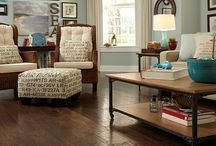 Living Room / Decorating the main area of the home. / by Tricia Newton