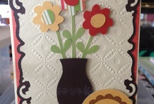 Cricut cards / I have made some of these cards and want to try to make the others. / by Laurie Van Parys