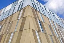 Loves: architecture / Mooie gebouwen! / by Anneke Leibbrand