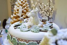 Winter Woodland Christmas / My inspiration for a Winter Woodland themed Christmas 2010 / by Torie Jayne