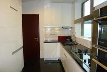 Kitchen ideas / We love fancy kitchens! Who says it has to be big in order to be great?!! / by Squarefoot Property