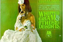 Tijuana Brass Obsession / I have a slight obsession ... I love finding old Herb Alpert & the Tijuana Brass on vinyl ... I have one condition... I have to find them at Markets or Op shops and most of the time I pick them up for under $5. / by Cass Can Sew