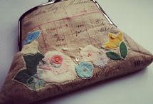 bags and pouches / by Molly Tucker