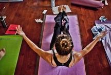 Yoga <3  / by Mafer Velazquez