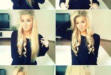 Beauty n hair / by Kylie Munn