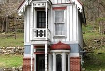Tiny Houses / by Angie Shultz