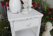 painted furniture / by Tina Townley