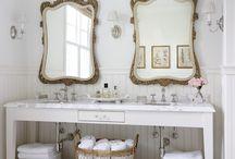 Bathroom / #bathroom / by Jade Terry