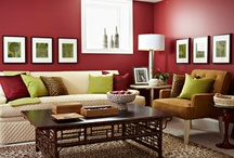 Living room / by Courtney Cruz