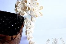 Yarn, Thread, Fabric, Ribbon / by Mickey A