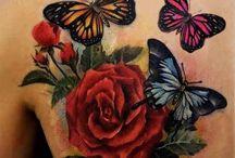 tattoos / by Shawna Smith