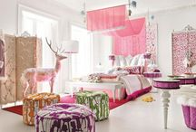 Home - Girls Room / by Carrie Callahan