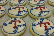 I LOVE Texas Rangers Baseball! / by Michele Hamilton