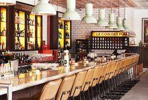 Restaurants & Hotels / by Carolina Otero