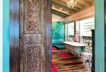 Barn doors / by Linda Glassburn
