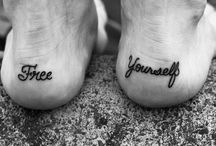 INK yourself!  / by Cody Dickes