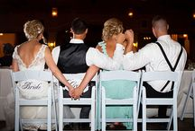 wedding pic poses / by Abby Aulner