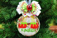 Ornament ideas / by Janelle Gibson
