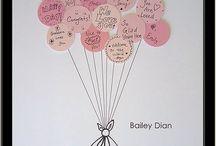 Baby Shower ideas! / by Nancy Bradford