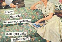 funny / . / by Jennifer Harvey