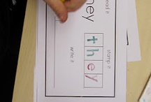 Kindergarten Sight Word Activities  / by Megan Skogmo