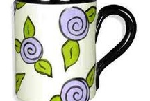 Pottery Painting / by Debra Clark