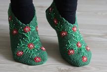 Knitting - Feet / by Amy Munson