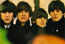 The Beatles  / by Curtis Cutshaw