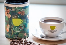 Coffee Love / by GREEN CUP COFFEE