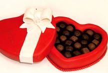 valentines cakes / by Pamela Webster