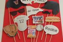 Parker's Baseball Birthday Party / by Shelli Pfeifle-Richards