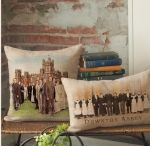 Downton Abbey Collection / Now Sold at Piper Classics - Heritage Lace has obtained the licensing rights for an extensive line of well-crafted home décor and textiles associated with the award-winning PBS series Downton Abbey.  The new Heritage Lace collection captures the color, texture and tactile appeal of fine laces, sheers, linens, burlap and natural wovens that would be right at home in Highclere Castle – and fit right in with modern tastes and sensibilities.  / by Piper Classics