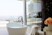 Bathrooms / by Studio Hill Design