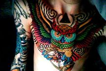 Tattoos // Ink / by Conner McKibbin