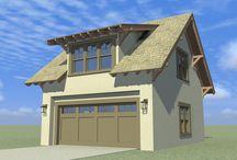 Add on garage project / by Ashley Gordon