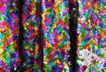Sequins fabric / by Prestige Fashion UK Ltd