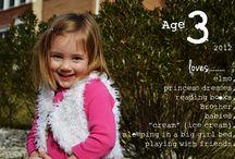 Birthday Questions / by Angela Orgeron