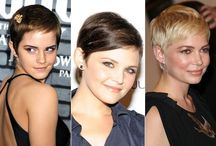Haircuts & Hairstyles For Short Hair / by Claire Arscott