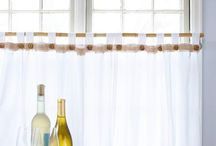 DIY Drapes and Curtains / by Colleen Babcock