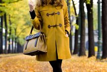Fashion, Autumn and Winter / by Deva Andrews