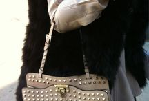 Purse/bag obsession / by Hope Harl