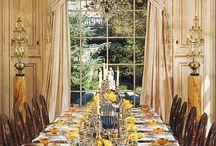 dining room / by Lynn Sharon