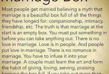 Marriage / by Lauren Kyes