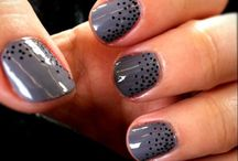 nail ideas / by Tina Bailey