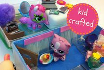Moe crafts / by Misty Baker