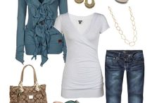 outfits / by Kimberly Dixon-Mayoh